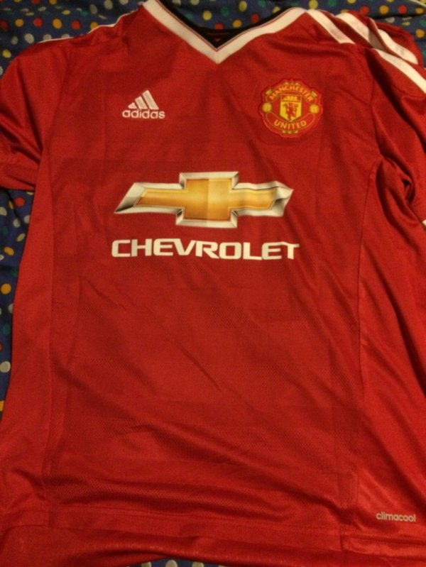 Maillot Manchester united 2015/2016