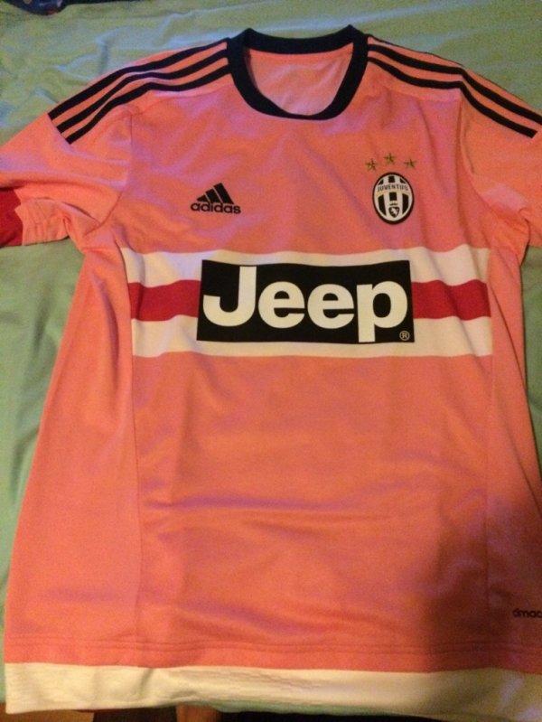 Juventus ext 2015/2016