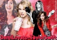 *DemiLovato-TaylorSwift.