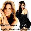 Bienvenus Sur SophiaBush-NinaDobrev.skyrock.com !