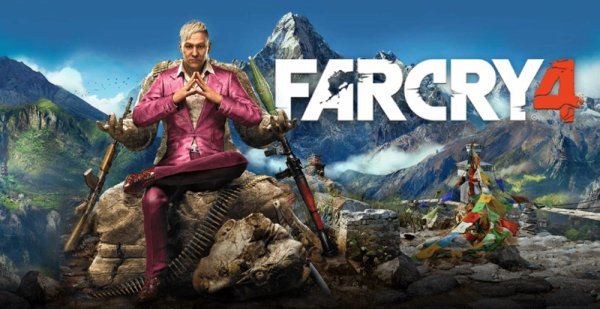 Critique jeu: Far Cry 4 sur PS4