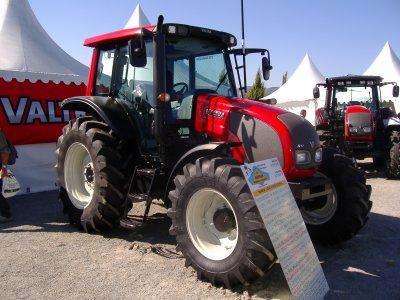 """Sommet de l'élevage 2010 """"Stand du groupe AGCO"""""""