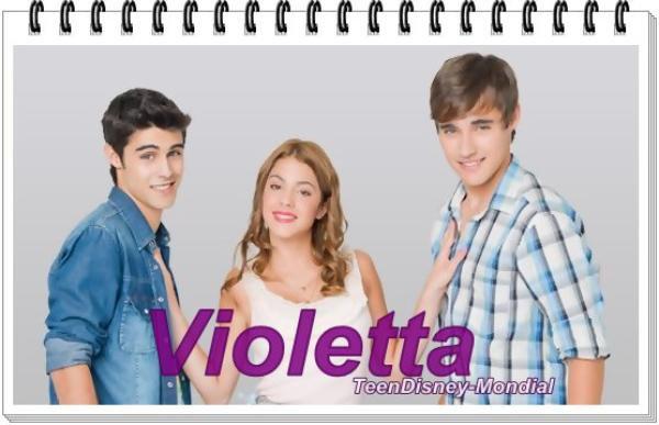 calendrier violetta