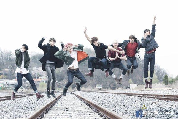 Bangtan Boys ~