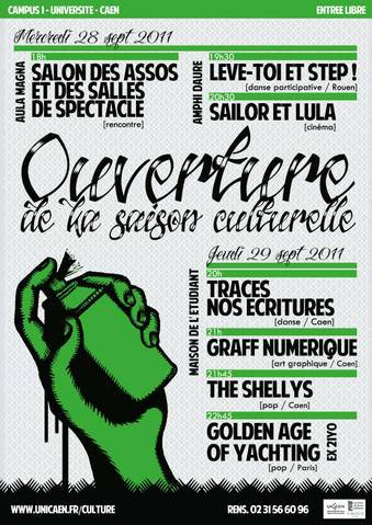 Activités du Caen Etudiants Club Info