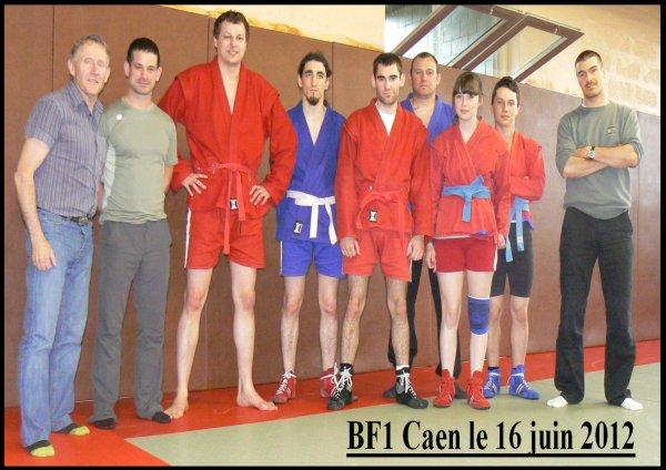 Formation BF1 de Sambo