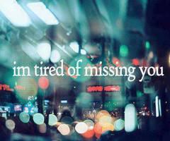 Je repense à nous, à ce qu'on a vécu ensemble, à nos rêves, à tout, et puis je me dis que j'aurai pas du te laisser partir.