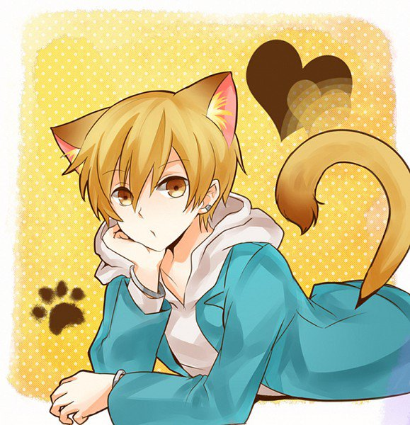 Emon~16ans~~Neko~Adorable En couple~