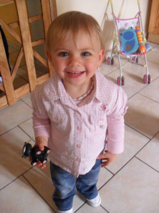 ma force mon coeur mon sang mon quotidien ma beauté ma fille Mila