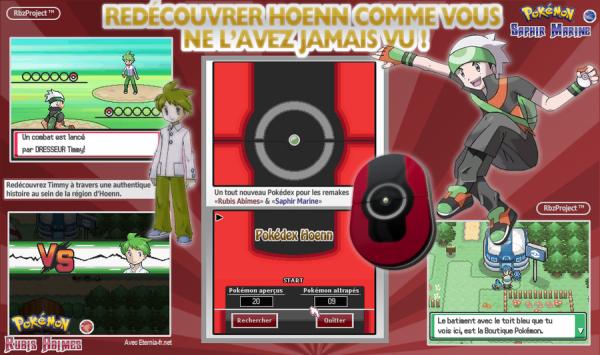 Pokemon RASM affiche