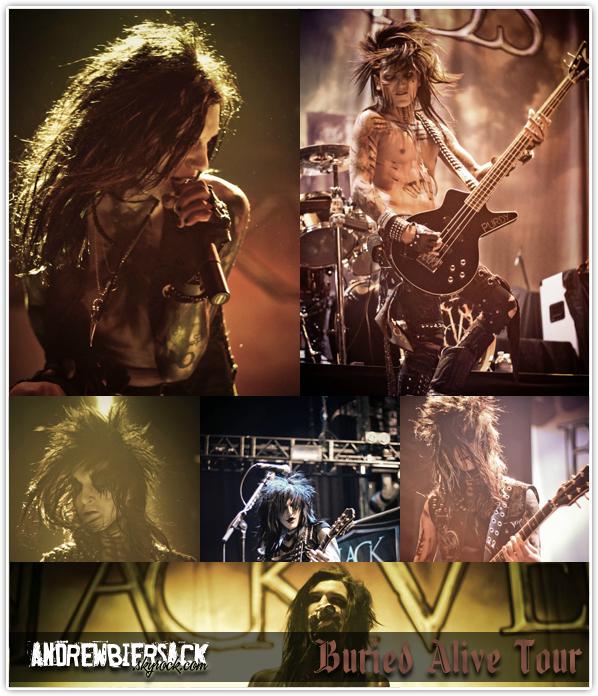 art. 06 ~ BURIED ALIVE TOUR La tournée phénomène des Avenged Sevenfold