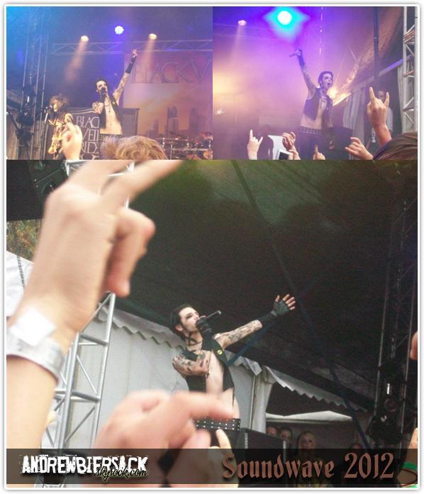 art. 23 ~ MELBOURNE Soundwave Festival 2012.