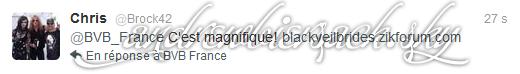 art. 27 ~ BLACK VEIL BRIDES FRANCE Le forum francophone de référence sur le groupe.