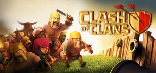 CLASH OF CLAN  pour NHC