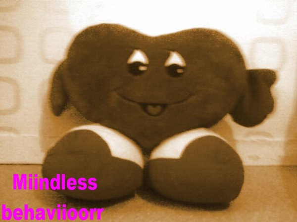 C mon nounours Mindless Behavior