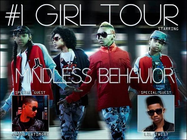 #1 Girl Tour Announcement!