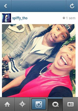 Roc et Ray-Ray ils sont tro cute !!