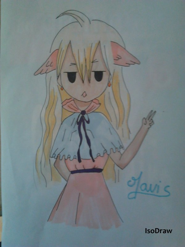Mavis - Fairy tail (2012)