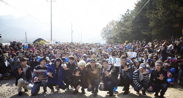Drabble LeeHae : Souvenirs....le jour ou Donghae gémissait bruyamment