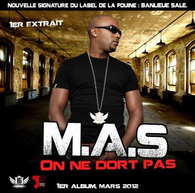 M.A.S - On Ne Dort Pas [Une Minute De Silence] (2011)