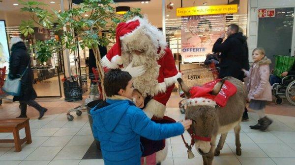 Rencontre avec père Noël
