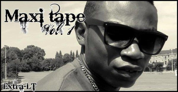 MAXI TAPE VOL 1 / Baby-Feat Hostil-k (2012)
