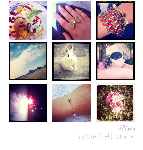 62 : Mon Instagram de Juillet et Aout