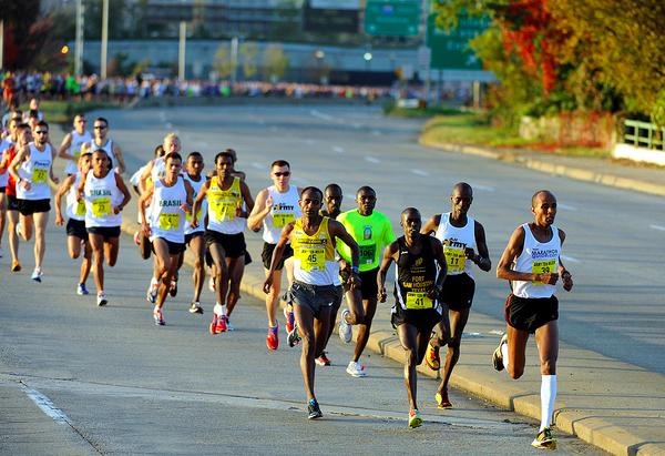 Mon défi dans la vie : finir un semi-marathon