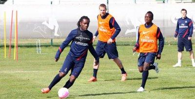 Ligue 1 : le PSG et Luyindula font la paix