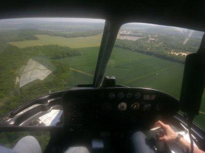 Batheme d'hélicoptere et d'avion  ♥