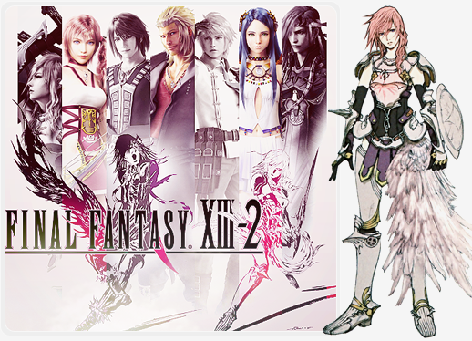 Les Personnages de Final Fantasy XIII-2