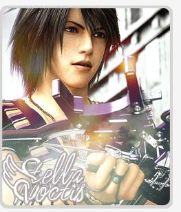 Menu : Final Fantasy XIII-2
