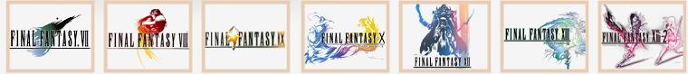 ___________• + Sondage : Quel est votre Final Fantasy préféré ?_______Participez au sondage pour mieux cerner le jeu préféré des joueurs de Skyrock !