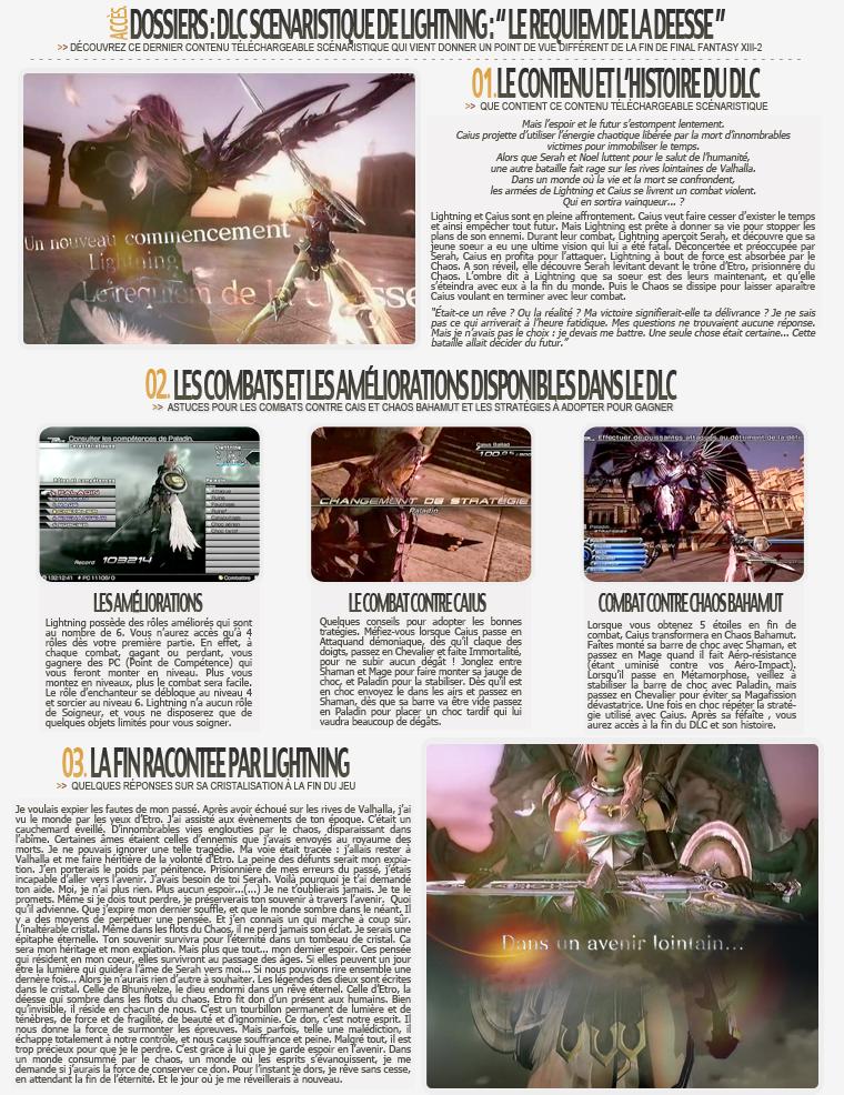 DLC : Réquiem de la Déesse