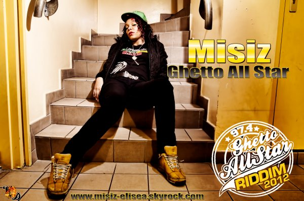 Misiz Gettho All Star by KSM RIDDIM / Misiz Gettho All Star (2012)