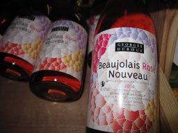 Pérégrinations Beaujolaises
