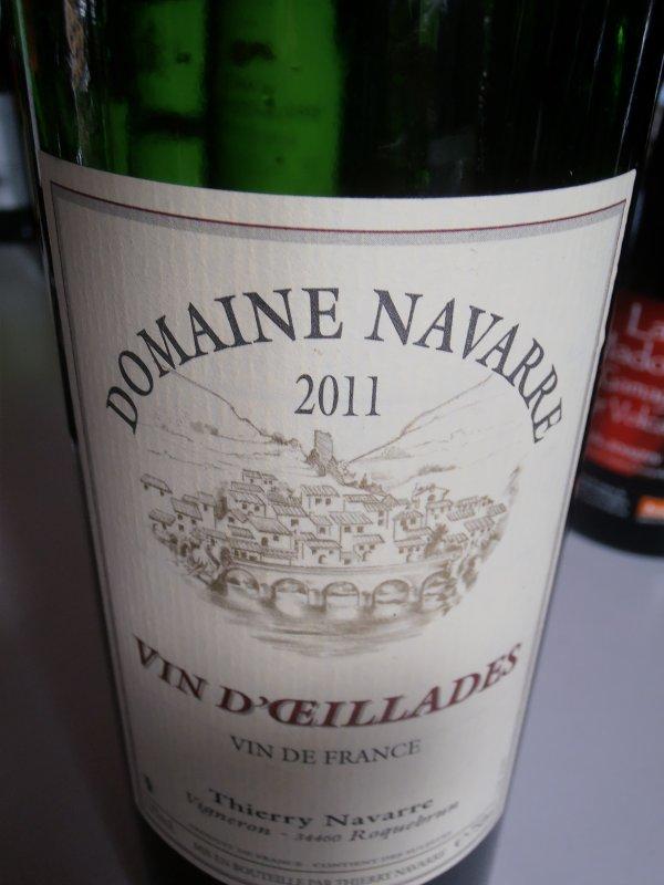 #Vendredis du Vin # 56 : L'½illade pour un pur Languedoc