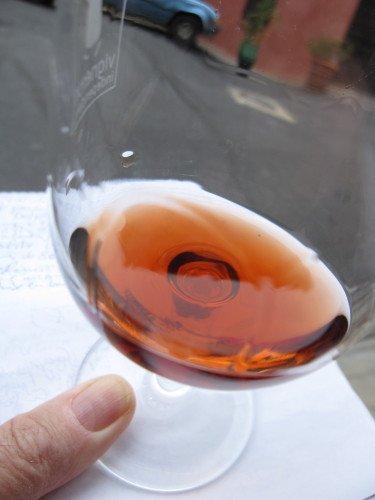 #Vendredi du Vin # 63 : Le mariage de patience entre Rancio sec et langue de Cha