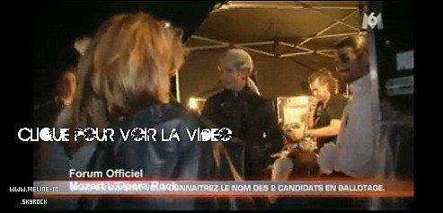 .17 Mai : Petite surprise pour les candidats de XFactor il on était voir la troupe en concert ! ^^ .
