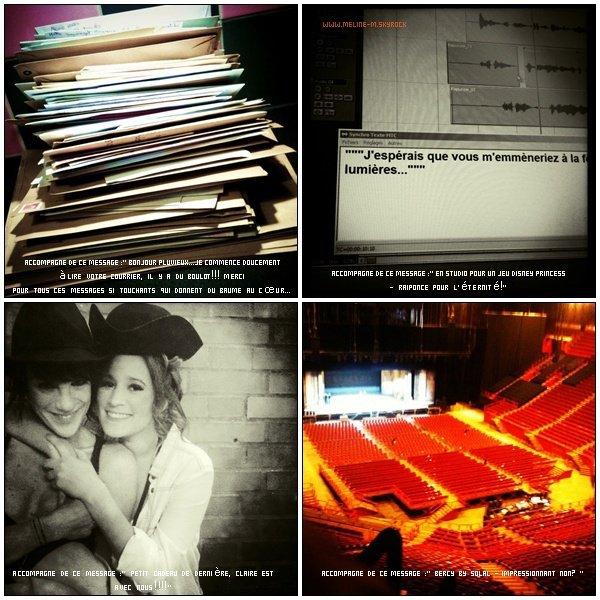 .14 Juillet : Nouvelles Photos provenant du Facebook de Miss Meline  .