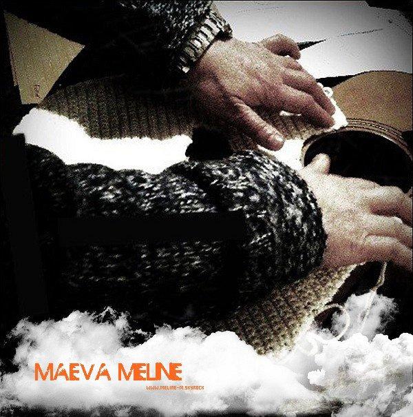 .11 Aout : Maeva nous a posté une toute nouvelle photo sur Facebook mais malheuresement elle n'a pas laissé de message.