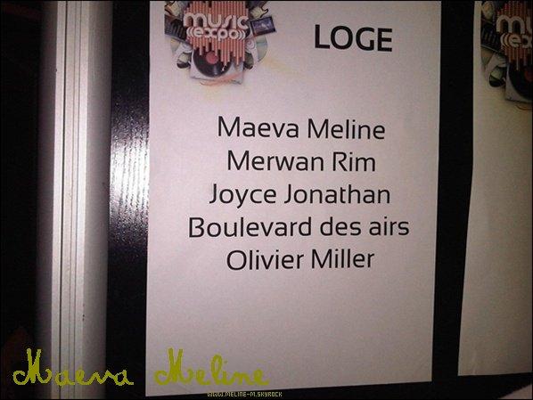 .5 Octobre :  Mae' nous a poster plusieurs nouvelles photos sur son Facebook        PS: Désoler pour le retard  .