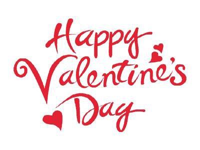 Happy Valentine's day !!!