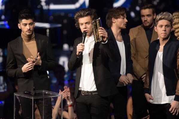 NRJ Music Awards : One Direction !