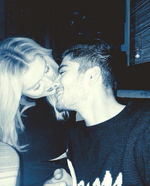 Perrie et Zayn ♥