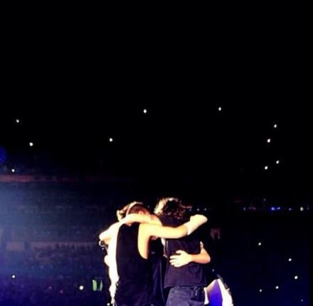 Where We Are Tour : It's over ..