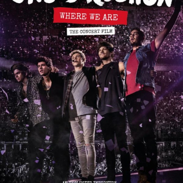 One Direction : Where We Are Film - 11th & 12th October 2014