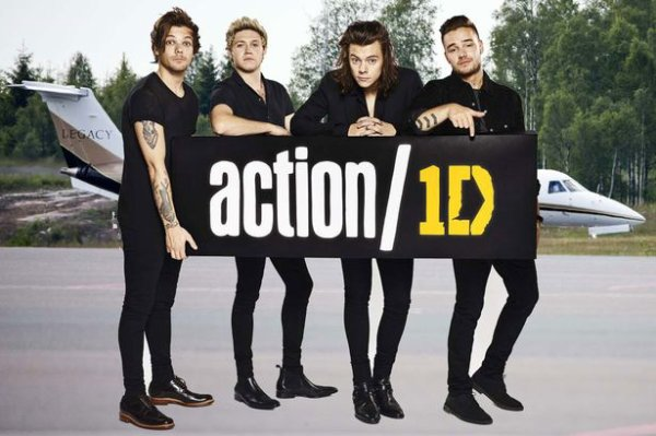 Take part of #action1D and make a difference !