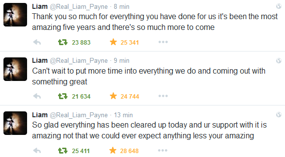 """""""We are not splitting up"""" Niall Horan ! Le point sur les rumeurs !"""