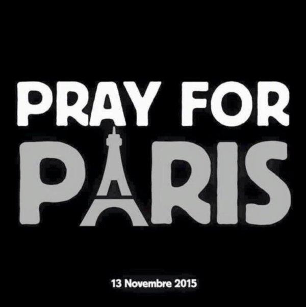 Attentas du 13/11/2015 à Paris !
